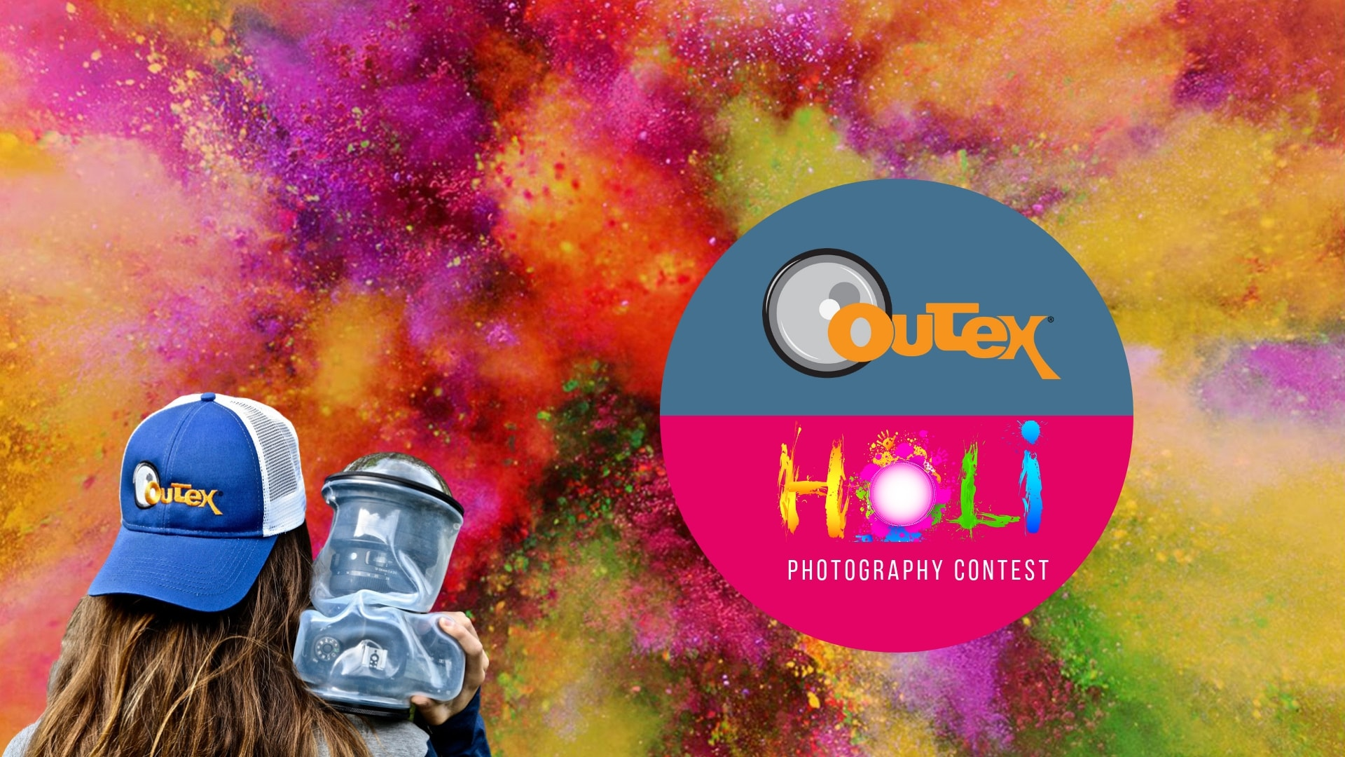 Holi Photography Contest by Chiiz