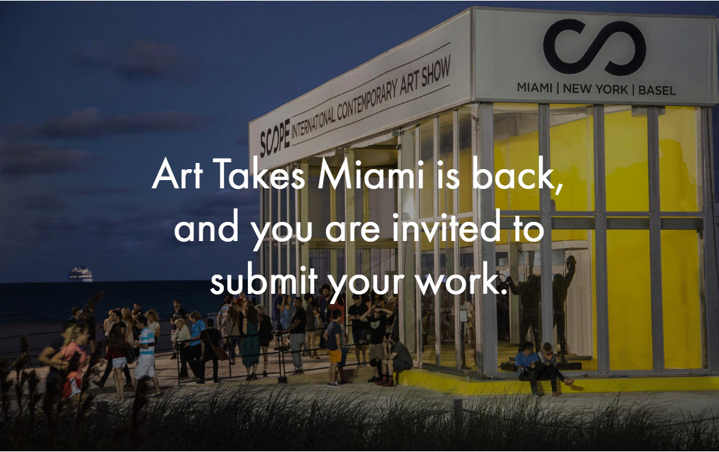 Art Takes Miami x SCOPE 2018