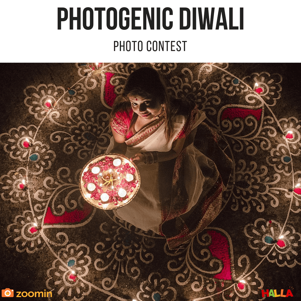 Photogenic Diwali
